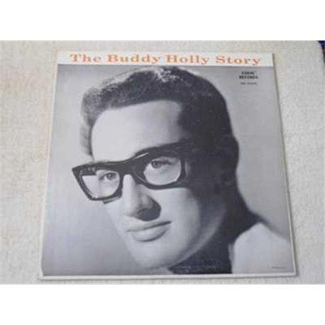 Buddy Holly - The Buddy Holly Story LP - RAREST PRESS