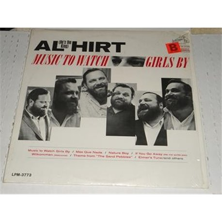 Al Hirt - Music To Watch Girls By LP