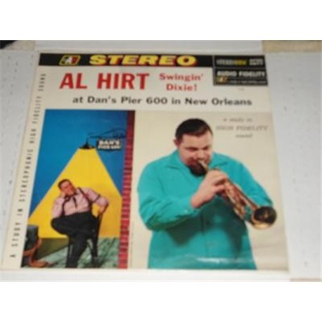 Al Hirt - Swingin Dixie LP vinyl record for sale