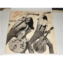 Ted Nugent - Free For All LP Record For Sale