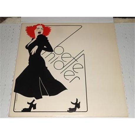 Bette Midler - Self Titled LP