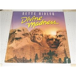 Bette Midler - Divine Madness LP Vinyl Record For Sale