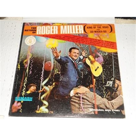 Roger Miller - The Return Of LP
