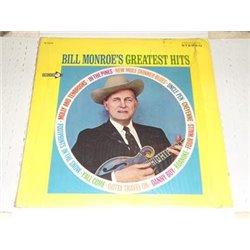 Bill Monroe - Greatest Hits LP