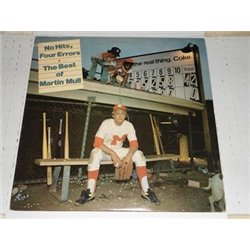 Martin Mull - The Best Of - No Hits Four Errors LP