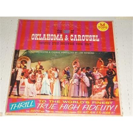 Oklahoma and Carousel - The Best Of LP