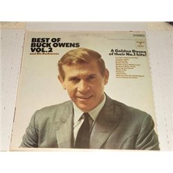 Buck Owens - Best Of Buck Owens Vol 2 Vinyl LP Record For Sale