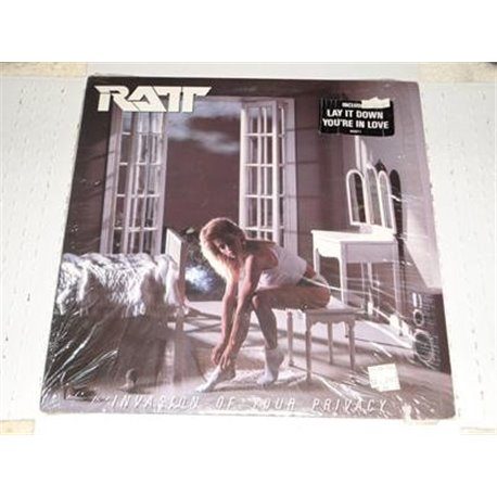 Ratt - Invasion Of Your Privacy LP