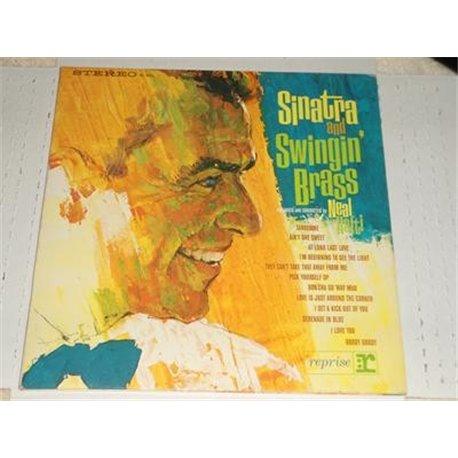 Frank Sinatra - Swingin Brass LP For Sale