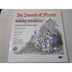 The Sound Of Music - Bill Heyer Jane Johnston & Childern's Chorus LP Record For Sale