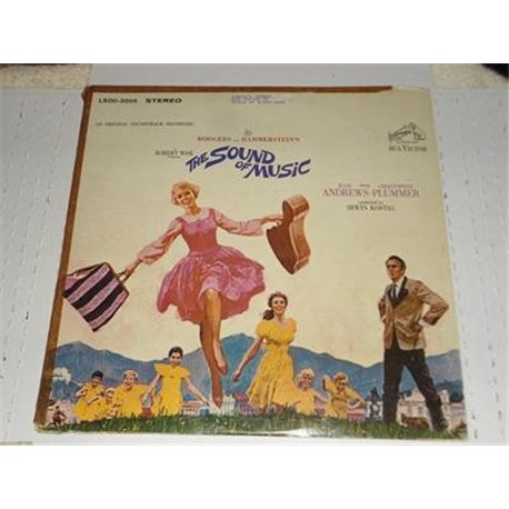 The Sound Of Music - Motion Picture Soundtrack LP For Sale