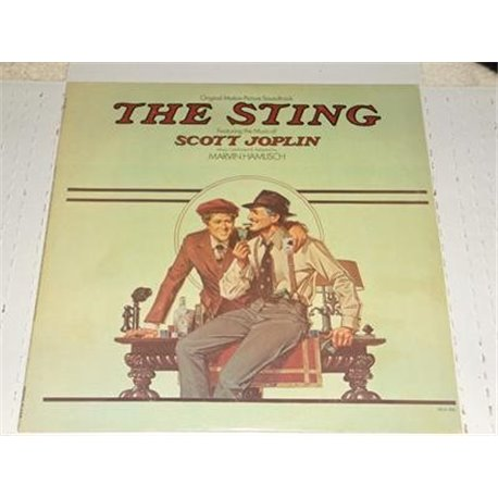 The Sting - Movie Soundtrack LP For Sale