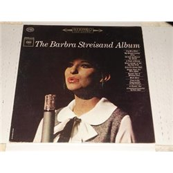 Barbra Streisand - The Barbra Streisand Album LP Vinyl Record For Sale