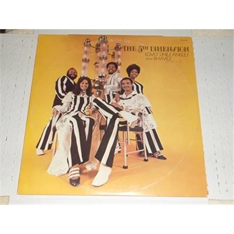 The 5th Dimension - Loves Lines Angels and Rhymes LP