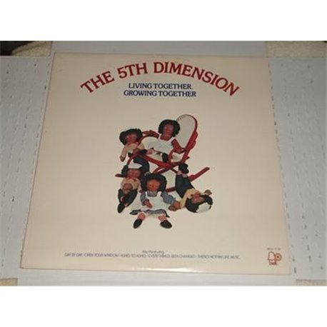 The 5th Dimension - Living Together Growing Together LP