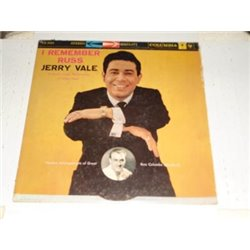Jerry Vale, I Remember Russ Vinyl LP For Sale