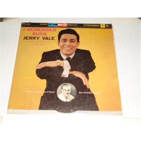 Jerry Vale, I Remember Russ Vinyl LP For Sale