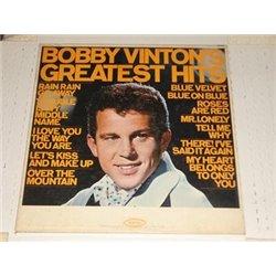 Bobby Vinton - Greatest Hits Vinyl LP For Sale