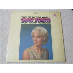 Tammy Wynette - Take Me To Your World LP Vinyl Record For Sale