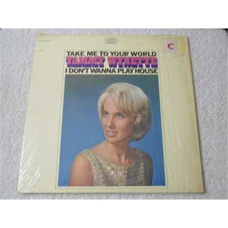 Tammy Wynette - Take Me To Your World LP