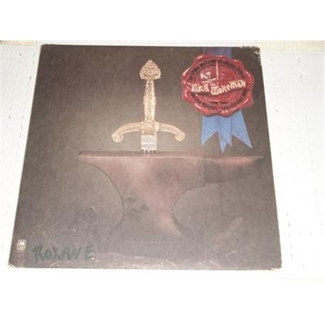 Rick Wakeman - The Myths And Legends Of King Arthur LP