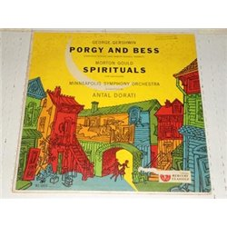 Porgy And Bess - Spirituals - Morton Gould Antal Dorati LP