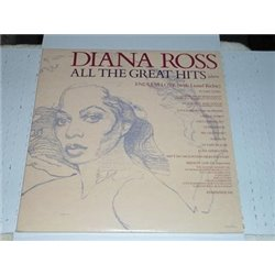 Diana Ross - All The Great Hits LP For Sale