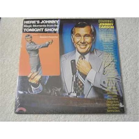 Johnny Carson - Heres Johnny Tonight show LP For Sale