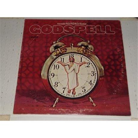 Godspell - The Rock Musical LP For Sale