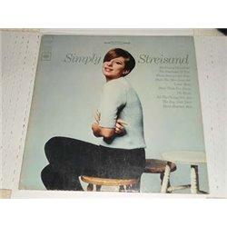 Barbra Streisand - Simply Streisand Vinyl LP For Sale