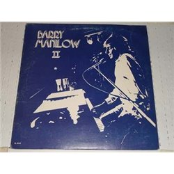 Barry Manilow - II (2) LP Vinyl Record For Sale