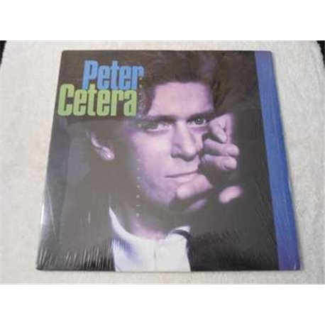 Peter Cetera - Solitude Solitaire Vinyl LP For Sale