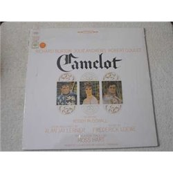 Camelot - Original Broadway Cast Muscial LP Vinyl Record For Sale