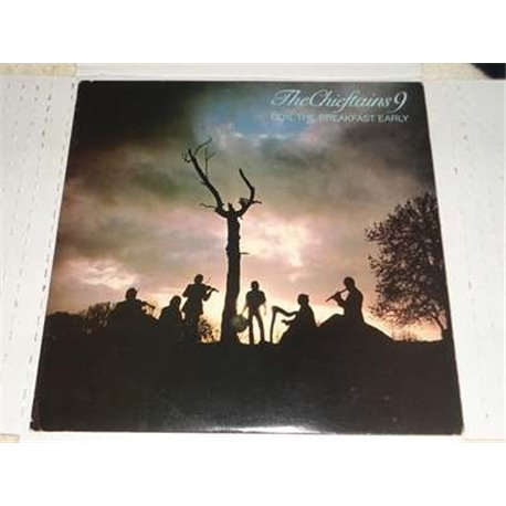The Chieftains - Boil The Breakfast Early Vinyl LP For Sale