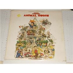 National Lampoon's - Animal House Soundtrack LP Vinyl Record For Sale