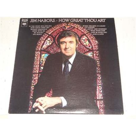 Jim Nabors - How Great Thou Art Vinyl LP For Sale