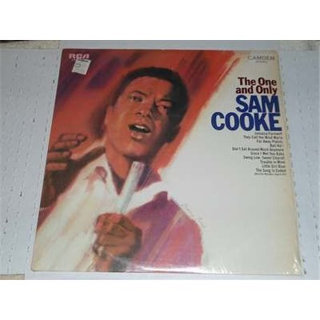 Sam Cooke - The One And Only Vinyl LP For Sale