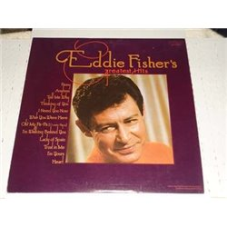 Eddie Fisher - Greatest Hits Vinyl LP For Sale