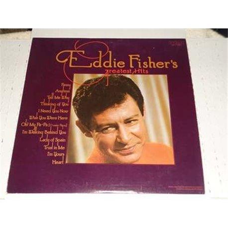 Eddie Fisher - Greatest Hits Vinyl LP For Sale