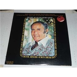Henry Mancini - Pure Gold Vinyl LP For Sale