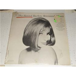 Barbra Streisand - The Second Barbra Streisand Album LP Vinyl Record For Sale