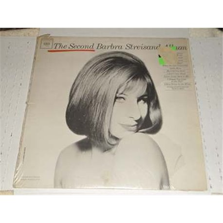 Barbra Streisand - The Second Album Vinly LP For sale