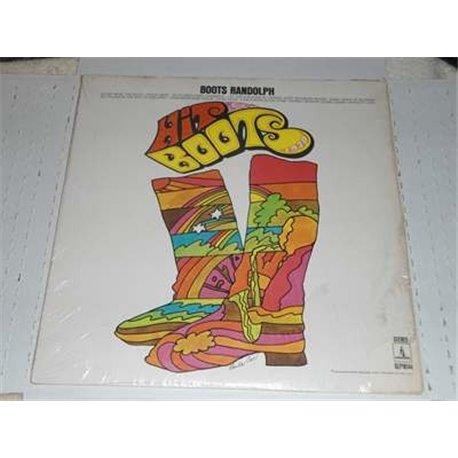 Boots Randolph - Hit Boots 1970 Vinyl LP For Sale