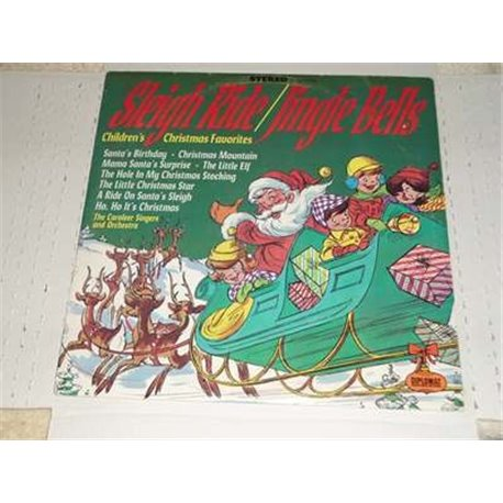Childrens Christmas Favorites - Sleigh Ride / Jingle Bells Vinyl LP For Sale