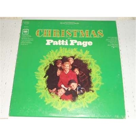 Patti Page - Christmas With Patti Page Vinyl LP For Sale