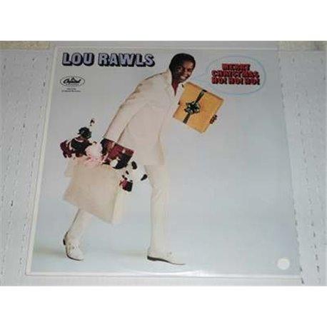 Lou Rawls - Merry Christmas Ho Ho Ho Vinyl LP For Sale
