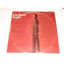 Lou Rawls - Soulin Vinyl LP Record For Sale