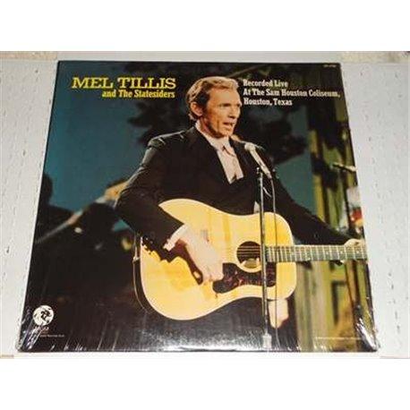Mel Tillis - Live In Houston Texas Vinyl LP For Sale
