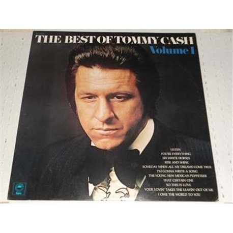 Tommy Cash - The Best Of Tommy Cash Vinyl LP For Sale
