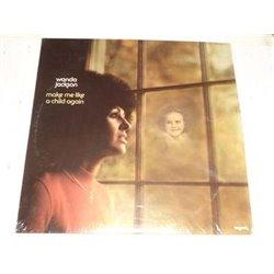 Wanda Jackson - Make Me Like A Child Again Vinyl Lp For Sale